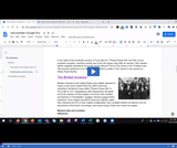 Accessbility Foundations: Alt Text in Google Docs