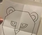 How to Draw a Lion Head Using Basic Shapes