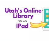 C-Forum: Utah's Online Library on an iPad