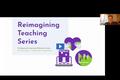 Reimagine Teaching Webinar Series: Better By Design