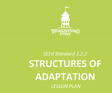 2.2.2 Lesson Plan - Structures of Adaptation