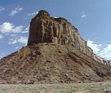 Geography of Utah. Utah's National Parks and Recreation. Mesa in Canyonlands National Park.