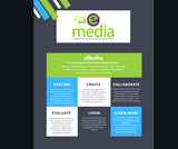 Utah's Online Library eMedia One-Pager