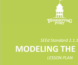 2.1.1 Lesson Plan - Modeling the Earth