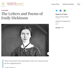 The Letters and Poems of Emily Dickinson