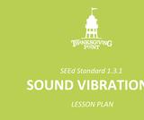 1.3.1 Lesson Plan - Sound Vibrations