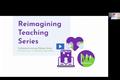 Reimagine Teaching Webinar Series: Creative Feedback, Increasing Engagement in a Remote Art Class