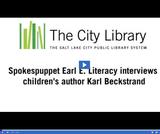 Earl E. Literacy: Author Karl Beckstrand
