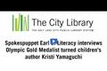 Earl E. Literacy: Author Kristi Yamaguchi