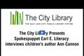 Earl E. Literacy: Author Ann Cannon