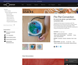 Pie-Pan Convection