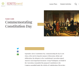 Commentorating Constitution Day
