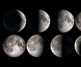 Moon Phases Google Drawing