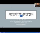 Utah State Library: Copyright for Educators K12-HE
