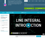 Calculus - Line Integrals and Green's Theorem: Line Integrals For Scalar Functions