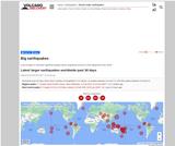 Big Earthquakes