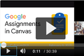 February C-Forum: Google Assignments in Canvas