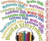 Back to School Narrative with Digital Storytelling