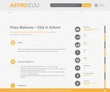Fizzy Balloons - CO2 in School