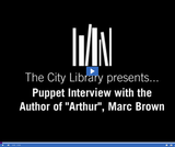 Earl E. Literacy: Author Marc Brown
