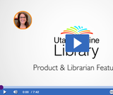UOL March 2021 Librarian/Product Highlight - Heather Price