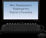 Kindergarten Digital Citizenship