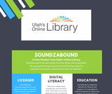 Utah's Online Library Soundzabound One-Pager