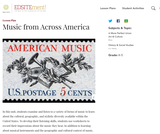 Music from Across America