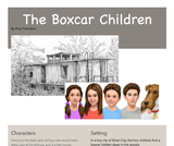 The Boxcar Children with Apple Pages