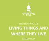 2.2.1 Lesson Plan - Living Things and Where They Live