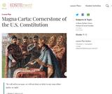 Magna Carta: Cornerstone of the U.S. Constitution