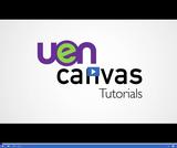 UEN Canvas Tutorials: Course Navigation