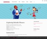 Exploring Melodic Phrases