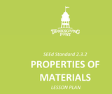 2.3.2 Lesson Plan - Properties of Materials