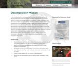 Decomposition Mission