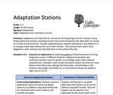Ogden Nature Center: Adaptation Stations
