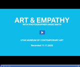 Utah Museum of Contemporary Art: Art & Empathy
