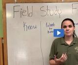 Growing Up Wild Activities: K & 1 Field Study Fun
